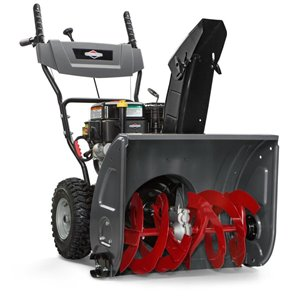 Briggs & Stratton 24-in Two-Stage 208-cc Gas Snow Blower