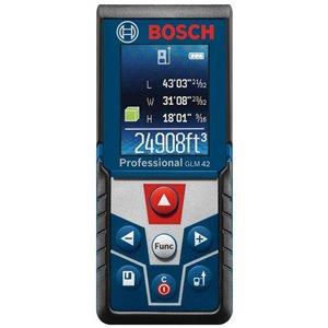 Bosch Blaze 135-ft Laser Distance Measure with Back Lit Display