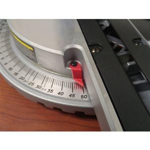 Kobalt 7 1/4-in 10 Amp Single-Bevel Sliding Compound Mitre Saw with Laser Marker (SM1815LW)