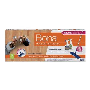 Bona Multi-Surface Floor Care System