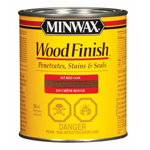 Minwax 1-Quart Red Oak Stain