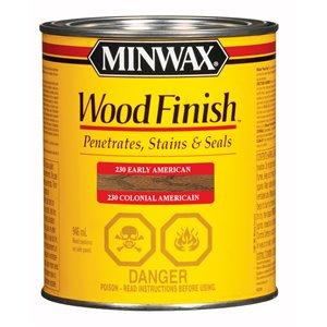 Minwax 1-Quart Early American Wood Stain