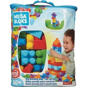 "Mega Bloks 60 Piece ""Big Building"" Bag"
