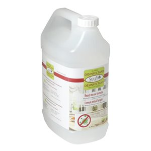 SamaN Ready to Use Formula 3,78L Kills 99,9% of Bacteria, Viruses and Germs, Free From Chlorine and Phosphates