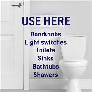 Microban Microban 24 Hour Bathroom Cleaner and Sanitizing Spray, Fresh Scent, 946 ml