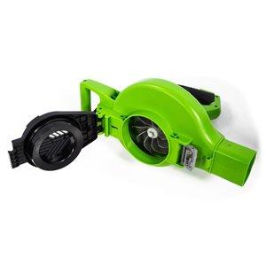 Greenworks 12-Amp Leaf Blower/Vacuum