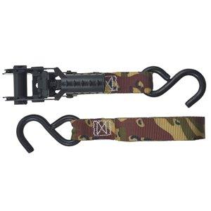 Keeper 1-in x 12-ft Ratchet Tie-Down