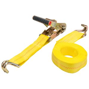 Keeper 2-in x 16-ft Ratchet Tie-Down