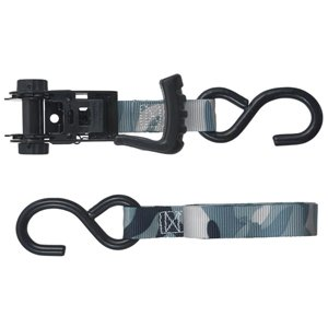 Keeper 1-in x 10-ft Ratchet Tie-Down (2-Pack)