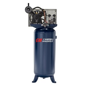 Campbell Hausfeld 60-Gallon Two Stage Electric Vertical Air Compressor