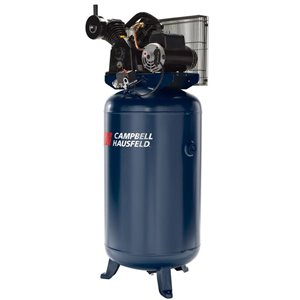 Campbell Hausfeld 80-Gallon Two Stage Electric Vertical Air Compressor