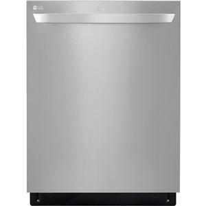 LG 24-in 46-Decibel Filtration Built-In Dishwasher (Fingerprint-Resistant Stainless Steel) ENERGY STAR