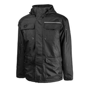 BOLT Black Multipurpose Jacket