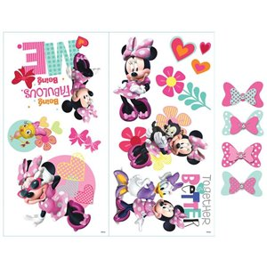RoomMates Minnie Mouse Helper Wall Decals