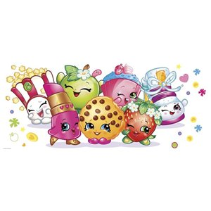 RoomMates Shopkins Giant Wall Decal
