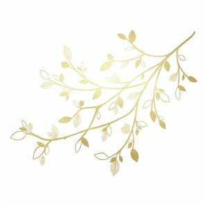 RoomMates Branch Giant Foil Wall Decal