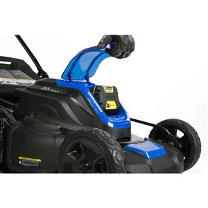 Kobalt 21-in 80-Volt MAX Brushless Cordless Electric Self-Propelled Lawn Mower (3-in-1)
