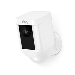 Ring Spotlight Cam Battery Digital Wireless Outdoor Security Camera with Night Vision