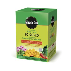 Miracle-Gro 1.5 Pound(S) All Purpose Food
