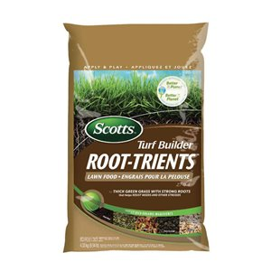 Scotts 9.54-lb Turf Builder Root-Trients Organic Lawn Food (27-0-4)