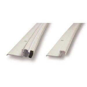 Climaloc plus White Rubber Door Weatherstrip (3-ft)