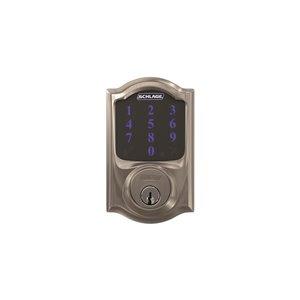 Schlage Connect Camelot Z Wave Plus Electronic Smart Lock