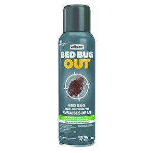 Wilson One Shot 14.1-oz Ready-to-Use Bed Bug Killer Aerosol Spray