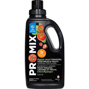 Pro Mix Liquid Concentrate Vegetable Food (3-6-12)