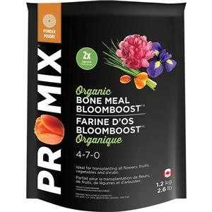 Pro Mix 2.6lb Organic Bone Meal Bloomboost (4-7-0)