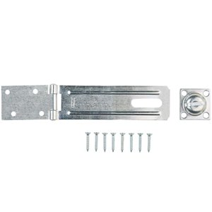 National Hardware N102-962- 32 Swivel Staple Safety Hasps in Zinc Plated