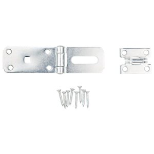 National Hardware N103-176- 33 Extra Heavy Hasps in Zinc Plated