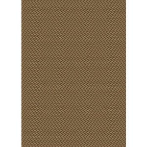 allen + roth Brown (Common:; Actual: 7.8-ft W x 10-ft L)