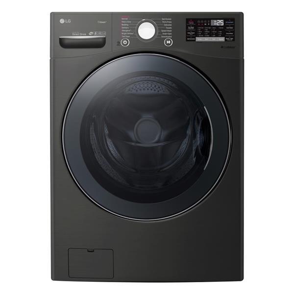 LG 5.2 Cu. Ft. Ultra-Large Capacity Washer WM3800HBA