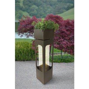 Style Selections Rainfall Fountain