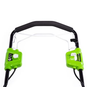 Greenworks 21-in 40V Cordless Self Propelled Lawn Mower