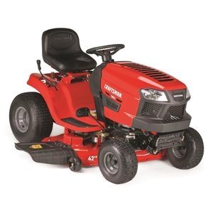 CRAFTSMAN 42-in 439cc Gas Lawn Tractor