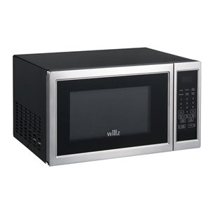 Willz Willz 0.9 cu ft Stainless Steel Microwave