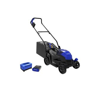 Kobalt 14-in 40V 2-in-1 Cordless Electric Lawn Mower