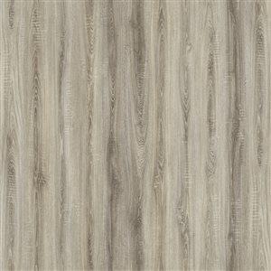 Mono Serra Group 7.6-in W x 47.24-ft L Beige Brown Smooth Wood plank Laminate Flooring