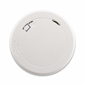 First Alert 10-Year Battery-Powered 3-Volt Photoelectric Sensor Smoke Detector
