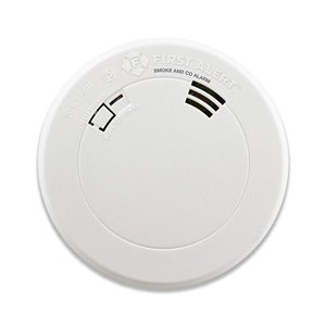 First Alert Battery-Powered Combination Smoke and Carbon Monoxide Detector