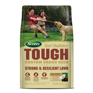 Scotts 1.4-kg Turf Builder Tough Lawn Seed Blend