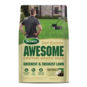 Scotts 1.4-kg Turf Builder Bluegrass Grass Seed