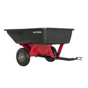 CRAFTSMAN 350-lb Capacity Poly Dump Cart