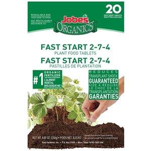 Jobe's 20-Pack Fast Start Plant Food Tablets (2-7-4)