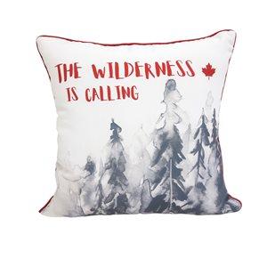allen + roth 18X18 Toss Pillow Wild