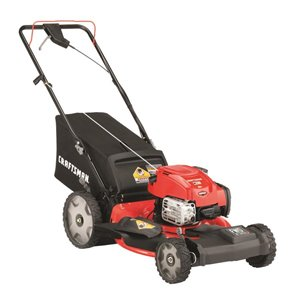 CRAFTSMAN 21-in 163cc Self Propelled Gas Lawn Mower