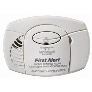 First Alert CO400A Battery-Powered Carbon Monoxide Detector