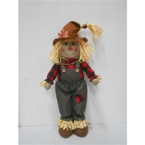 Infinity 24-In Standing Scarecrow