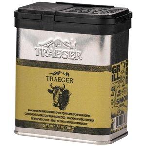 Traeger Pellet Grills Blackened Saskatchewan Rub